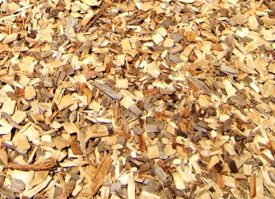 99 Wood chips